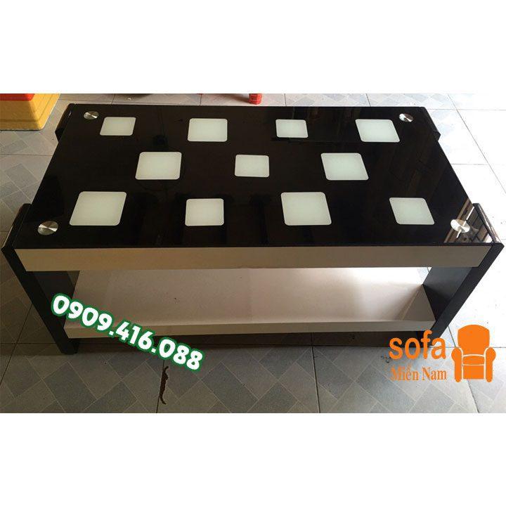 Bàn kính sofa giá rẻ – BS006