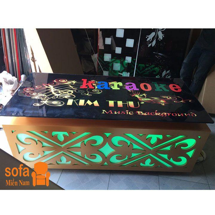 Bàn sofa karaoke giá rẻ – BS004