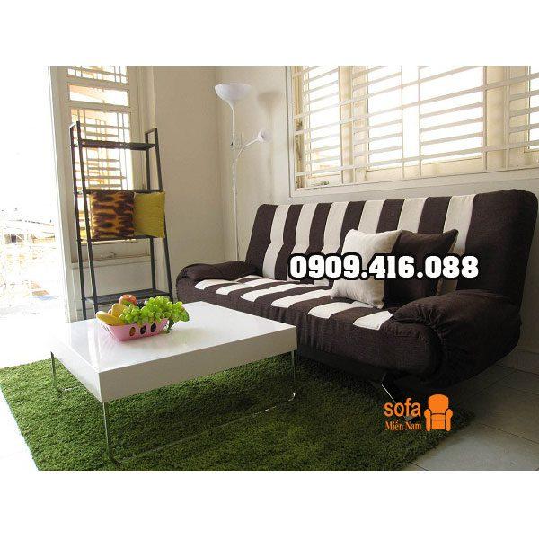 Ghế sofa giường gỗ tự nhiên – SG005