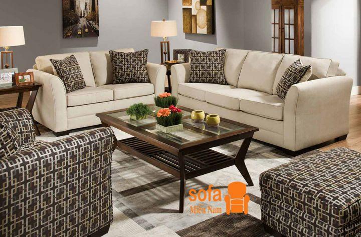 Cách tự vệ sinh ghế sofa trong nhà đơn giản