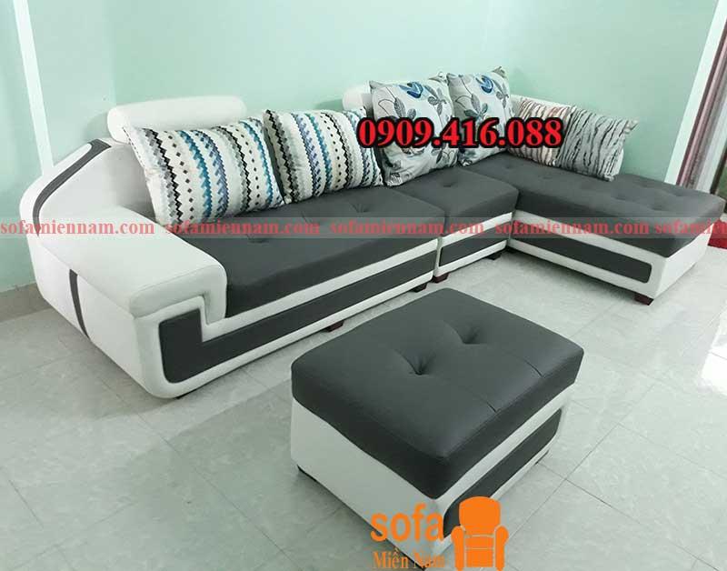 Giao bộ ghế sofa cao cấp về đường Lý Thường Kiệt, Thành phố Cà Mau