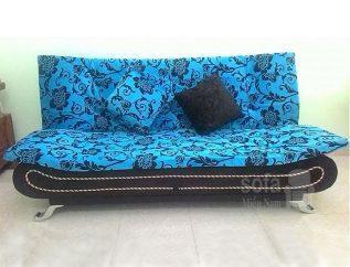 sofa keo ra thanh giuong ngu tien loi sg013