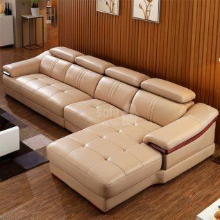 ghế sofa da cao cấp giá rẻ nhập khẩu hàn quốc sd0005